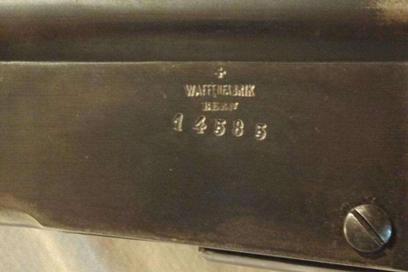 Fusil d'ordonnance modèle 1881 Stutzer  Vetter11