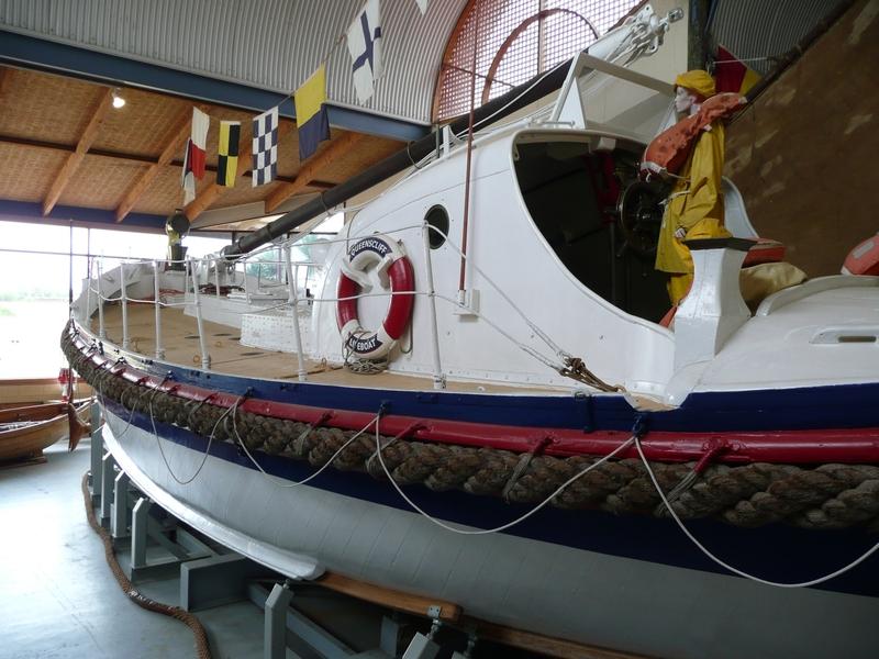 RCMP St Roch- an Artic Patrol Boat 23110