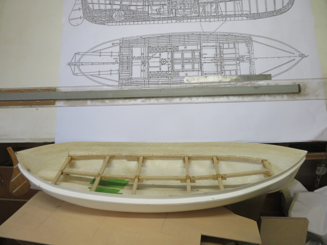 NEW LIFEBOAT BUILDS......on the way. Img_3031