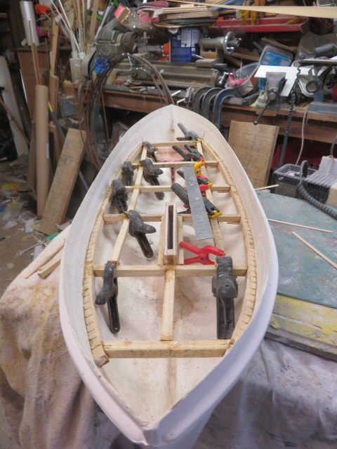 NEW LIFEBOAT BUILDS......on the way. Img_3054