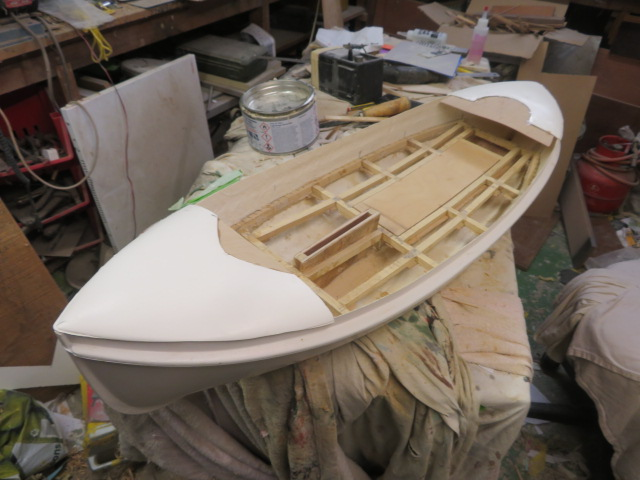 NEW LIFEBOAT BUILDS......on the way. Img_3081