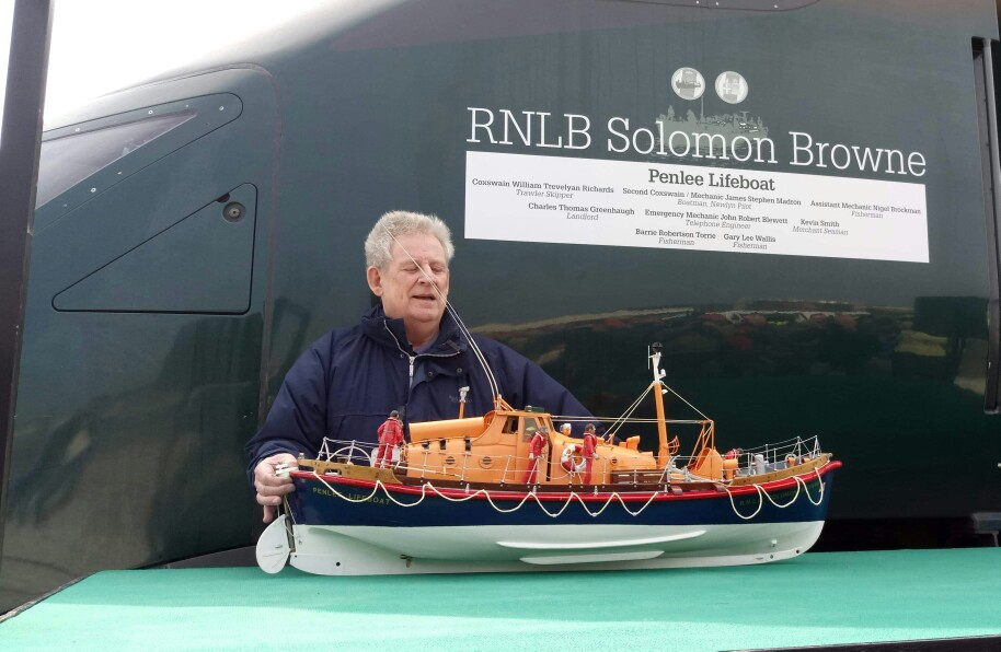 GWR Solomon Browne Engine naming Ceremony Mick_110