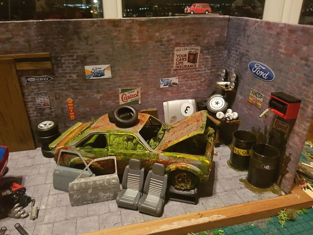 MOTOR CAR DIORAMAS. Motor_12