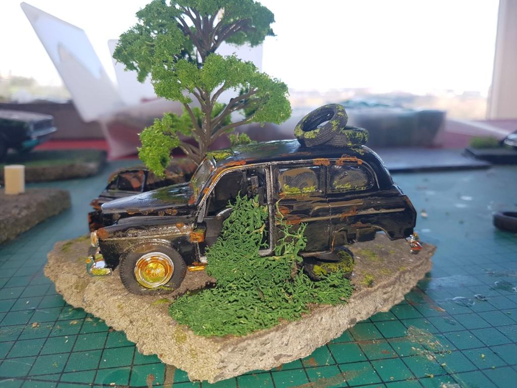MOTOR CAR DIORAMAS. Motor_15