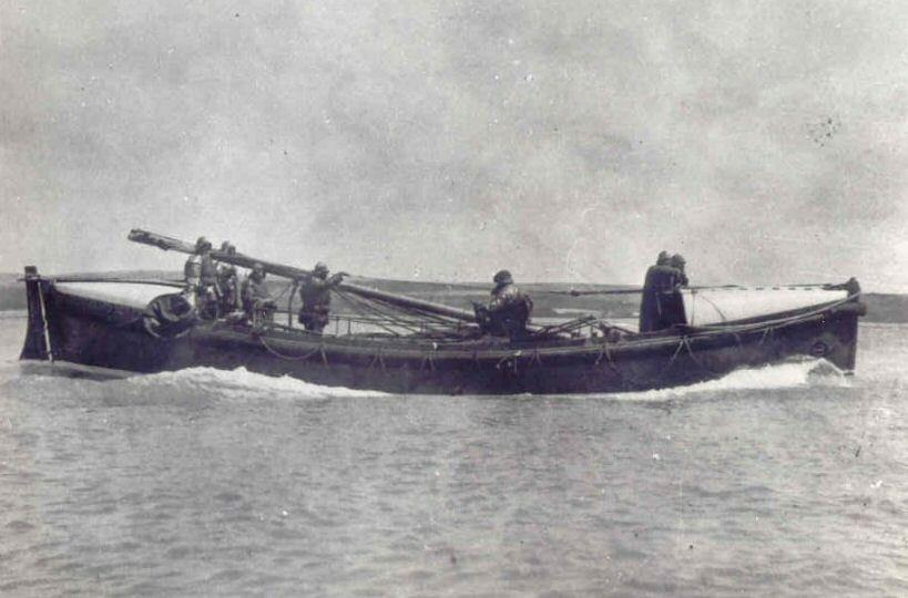 SIR FITZROY CLAYTON Fleetwood,motor lifeboat  New_pr13