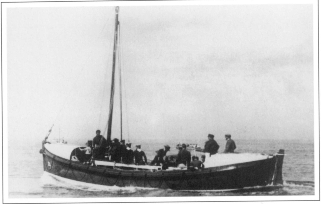 SIR FITZROY CLAYTON Fleetwood,motor lifeboat  New_pr14