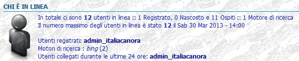 Modifica del numero massimo di utenti in linea Utenti11