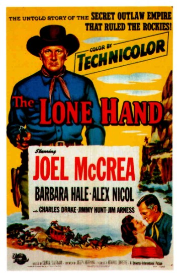 The Lone Hand - 1953- George Sherman 19611
