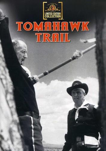 Le sentier de la guerre - Tomahawk Trail - 1957 - Lesley Selander 19871610