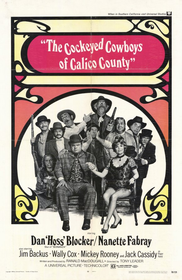 Cockeyed cowboys of Calico County - 1970 - Leader/ MacDougall Cockey11