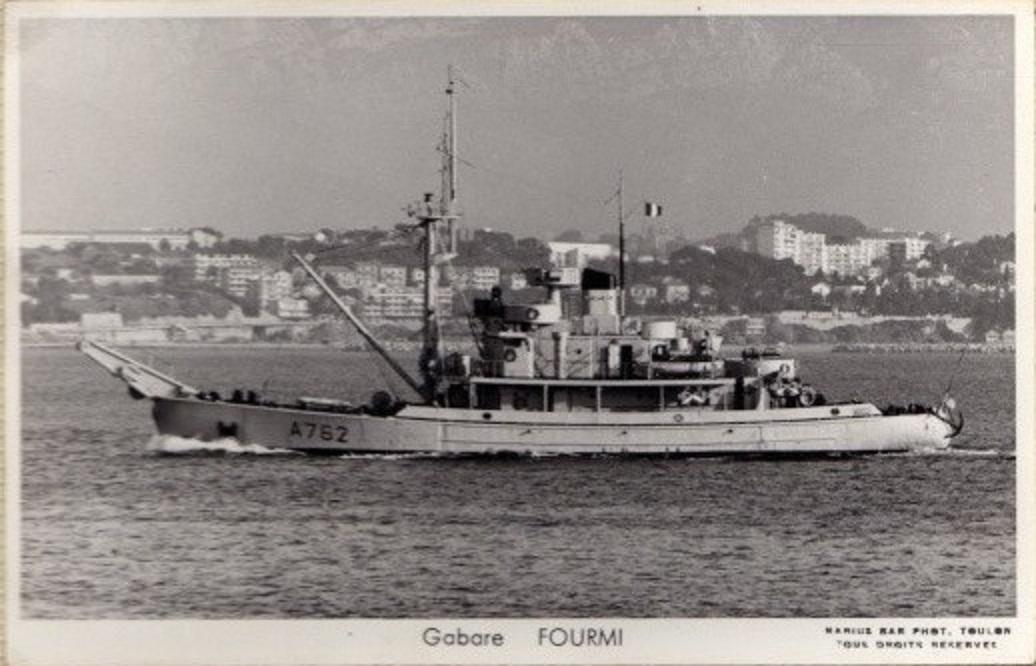 FOURMI (GABARE) F311