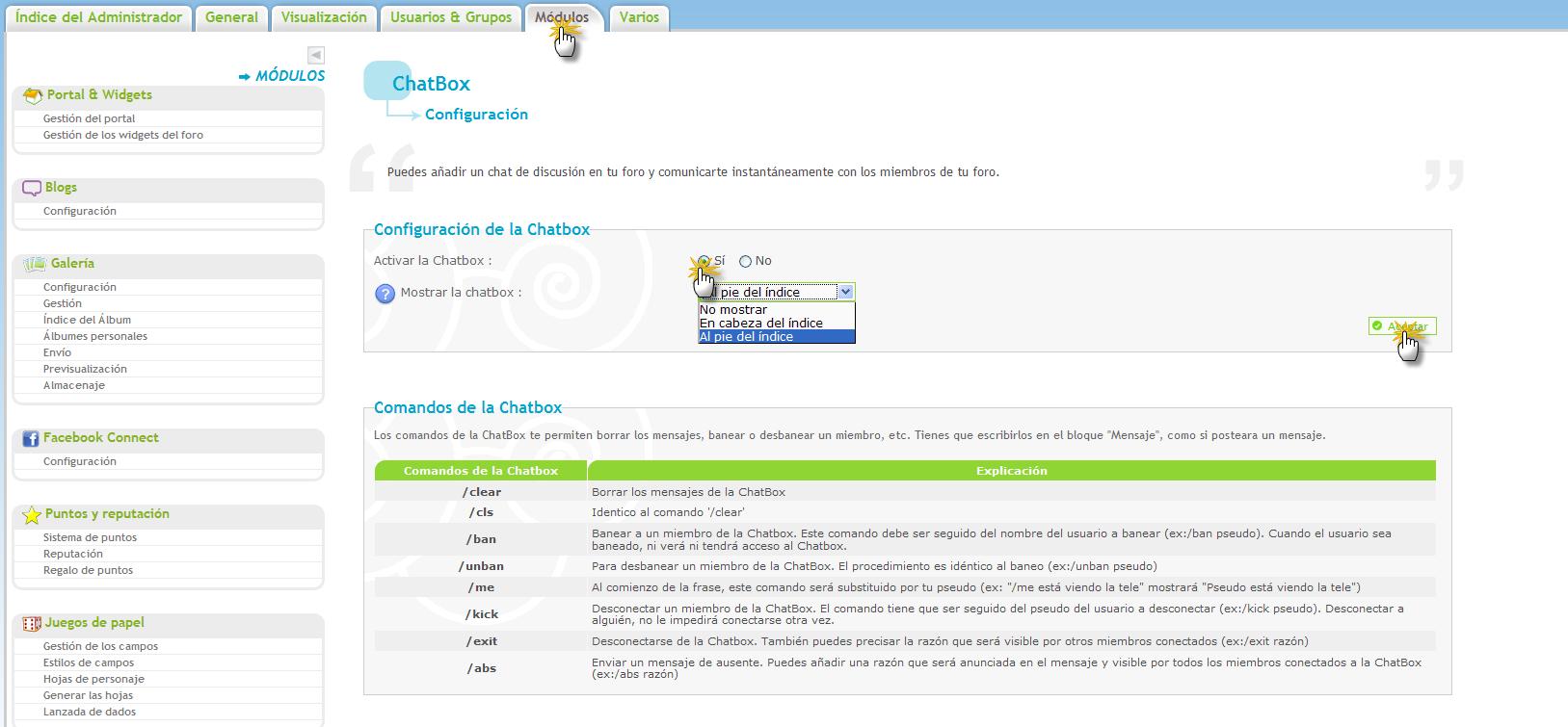 La Chatbox Chat10