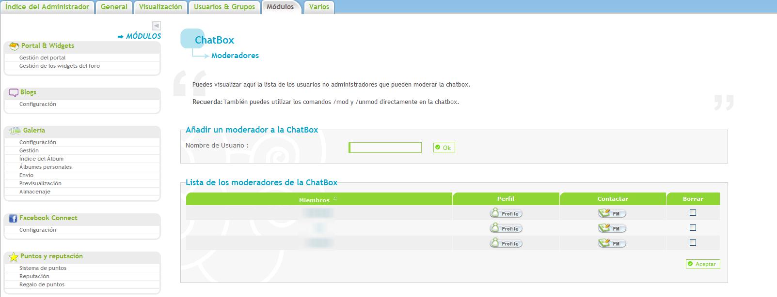 La Chatbox Chat310