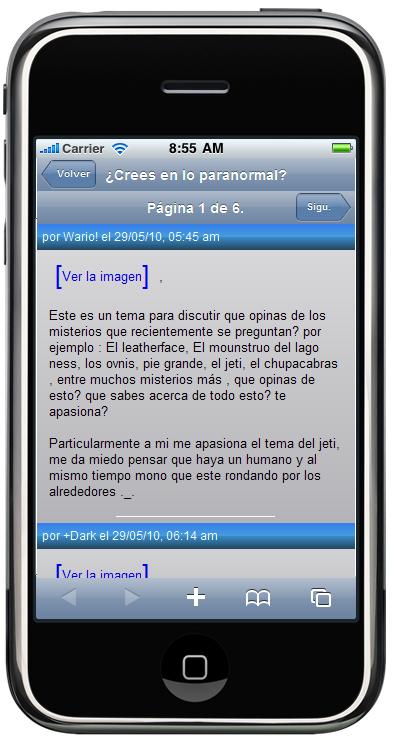 Versión móvil de los foros Foroactivo  Maj_ip12