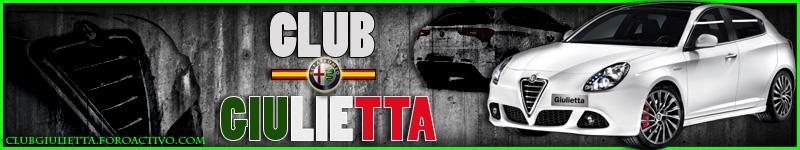 :: CLUB ALFA GIULIETTA :: El Mayor Club de Alfa Giulietta en España
