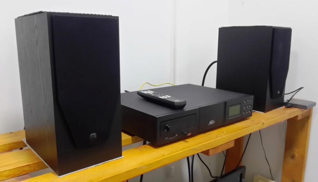 Naim Uniti & Rega RS 1 Speaker Uniti_10