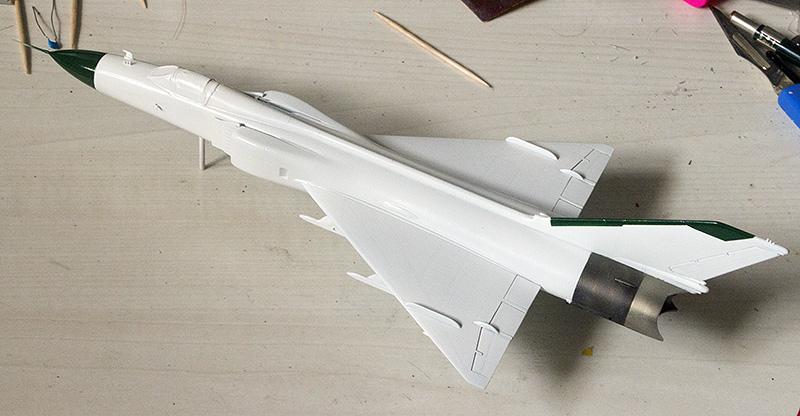 Trumpeter F-8II 1089_f10