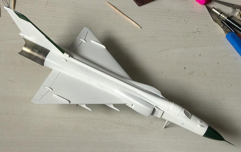Trumpeter F-8II 1091_f10
