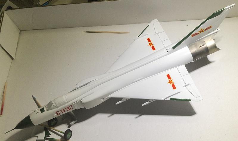 Trumpeter F-8II 1120_f10