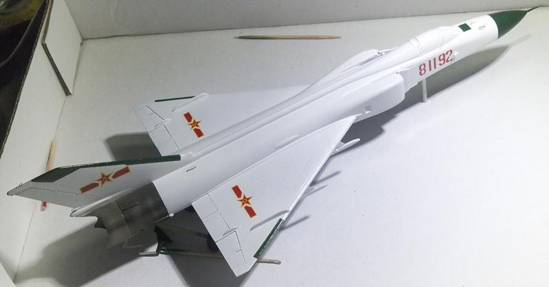 Trumpeter F-8II 1122_f10