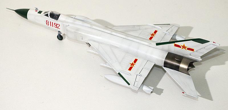 Trumpeter F-8II 1132_f10