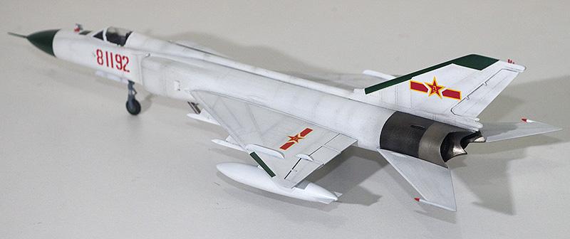 Trumpeter F-8II 1133_f10