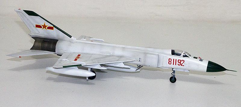 Trumpeter F-8II 1135_f10