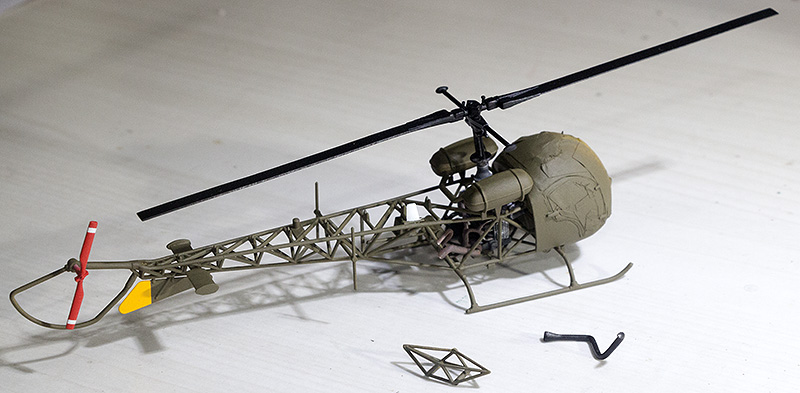 Italeri OH-13S in 1/72nd 1161_o10