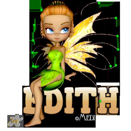 Nombres con E - Página 5 Edith10