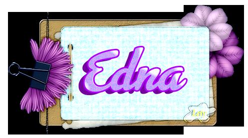 Nombres con E - Página 5 Edna10
