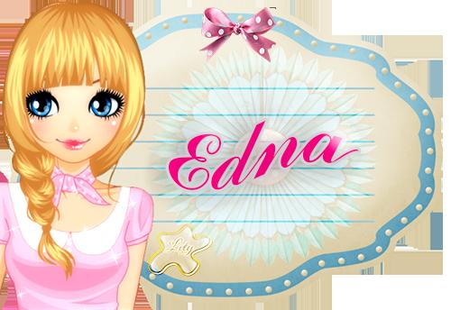 Nombres con E - Página 7 Edna11