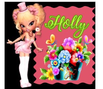 Nombres con H - Página 4 Holly10