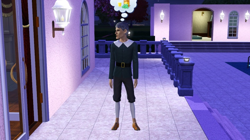 Sims Who Dressed in the Dark - Post Your Pics Here [2013-2015] Screen13