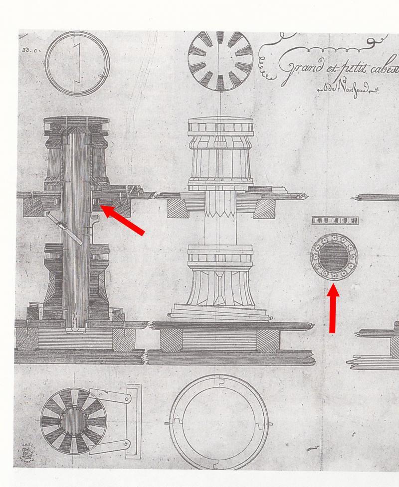 Mahonesa frégate- 34 canons1789 à 1:32 par A. Sorolla plans de Fermin Urtizberea - Page 3 Cabest10