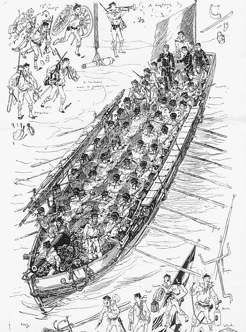 Temps de débarquement et d'embarquement d'une chaloupe. - Page 12 Chalou10