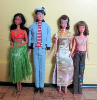 Les collections d'Heliconia Barbie11
