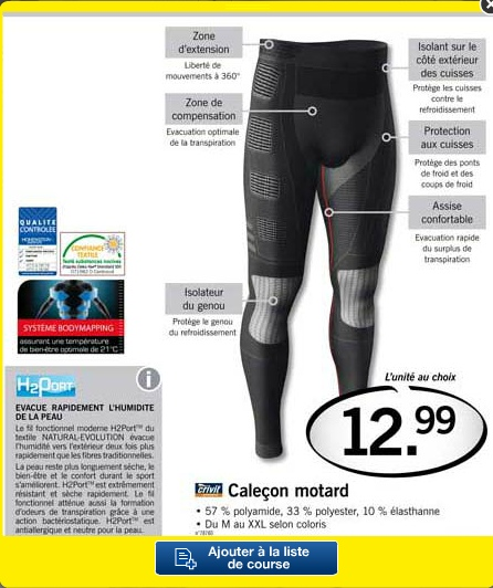 Bon plan moto LIDL a venir catalogue du 13/02/13 19/02/13 Calcon10