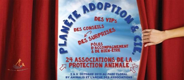 L'Arche d'Eternité sera présente au salon Animal'Expo en octobre 2019 Arche_11