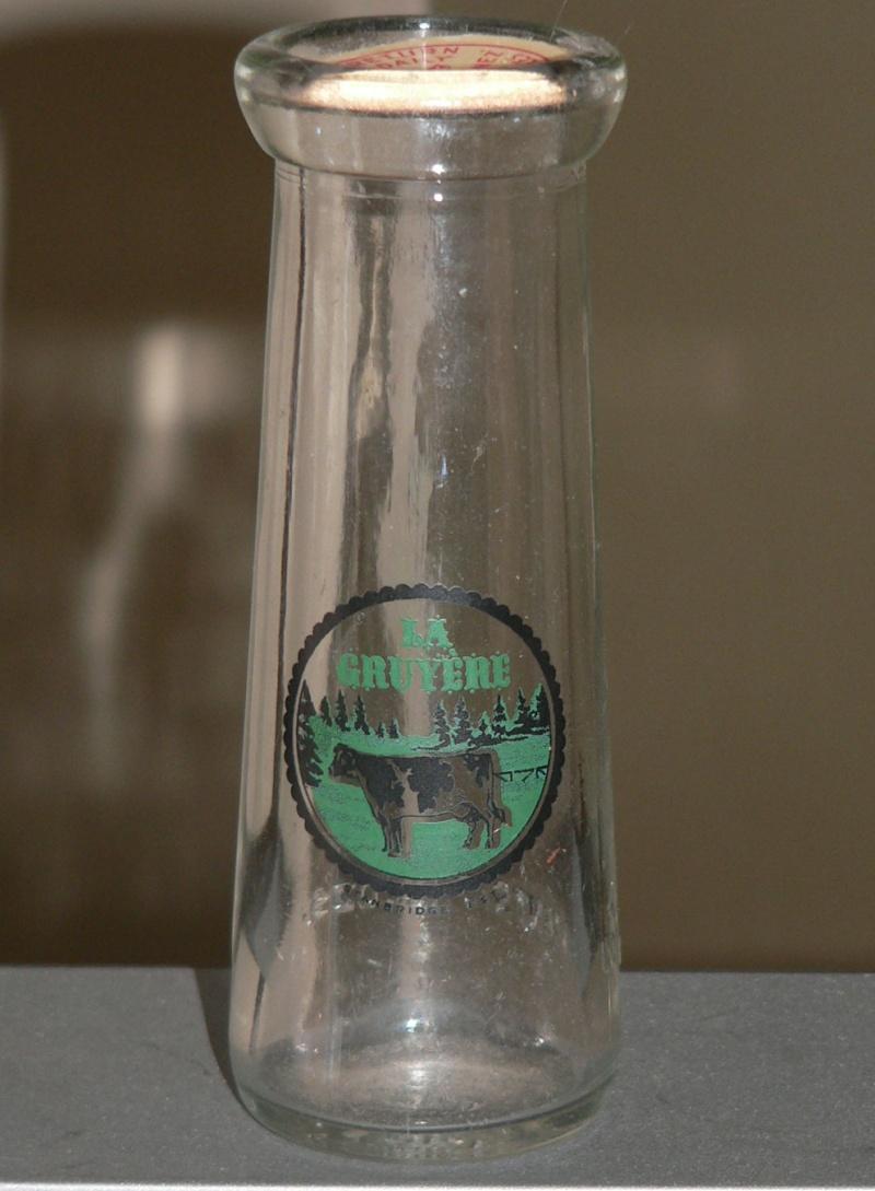 """Flute de lait """"La Gruyère"""" de Stanbridge Est, Quebec Gruyer10"""
