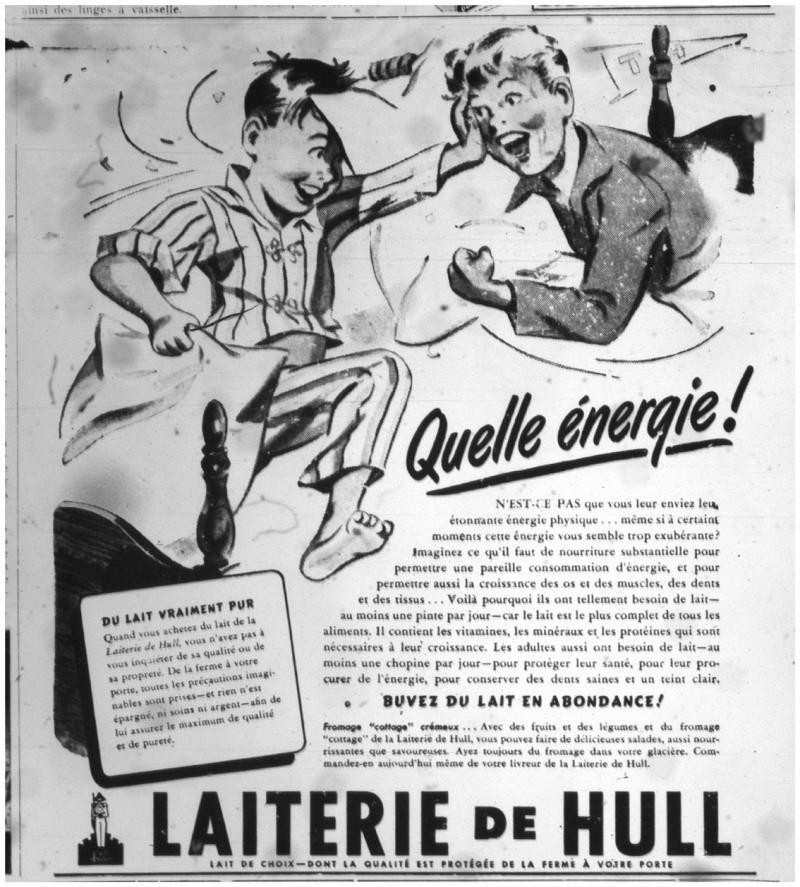 Laiterie de Hull - Québec Laiter10