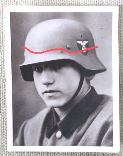 Casque Allemand RAD(Reich Labor Service) _1211
