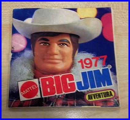 """BIG JIM """"AVVENTURA"""" No. 7499 051e2e10"""