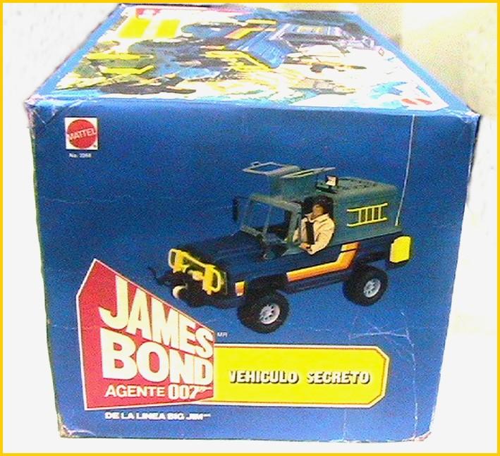 James Bond Agente 007 (collezione di spezialagent) James-10