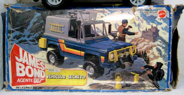 James Bond Agente 007 (collezione di spezialagent) Mico_010