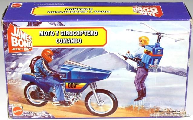 James Bond Agente 007 (collezione di spezialagent) Mico_012