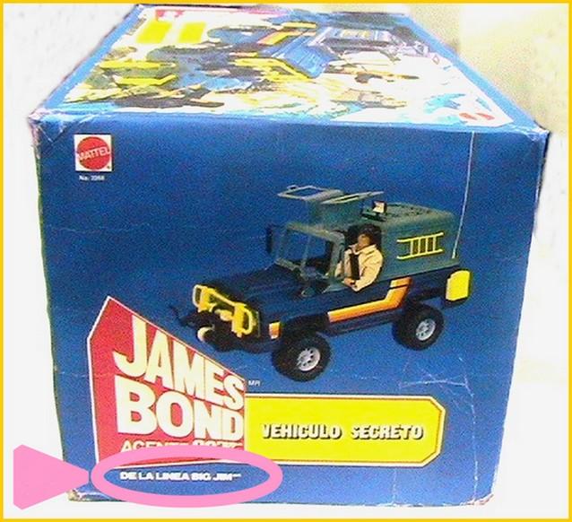 James Bond Agente 007 (collezione di spezialagent) Mico_014
