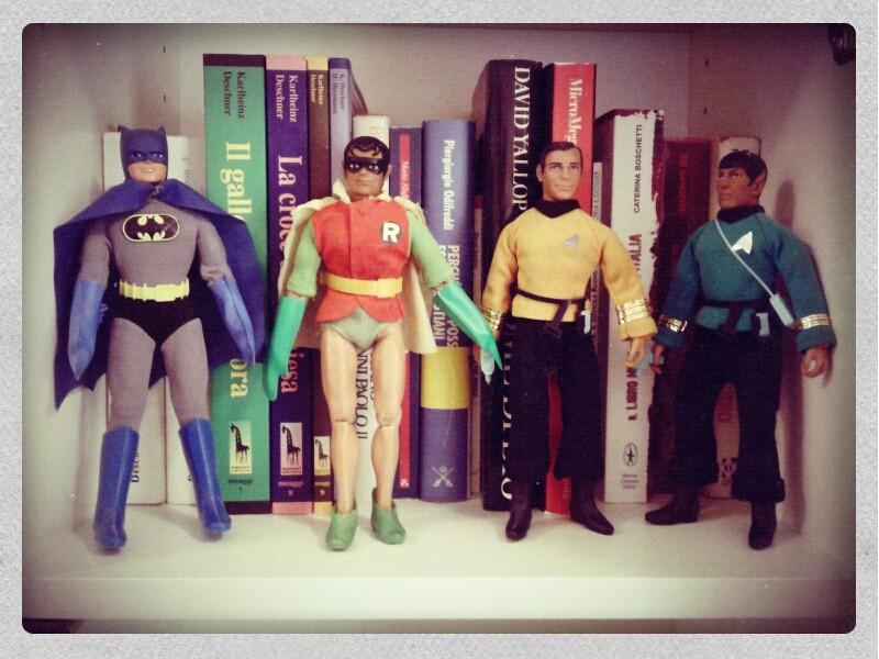 Collezione del Passeggero Batman10