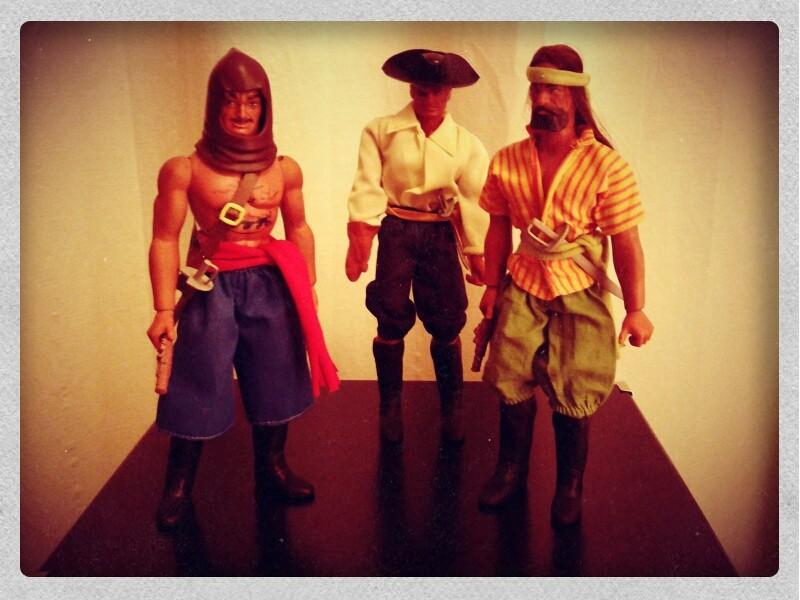 Collezione del Passeggero Pirati10