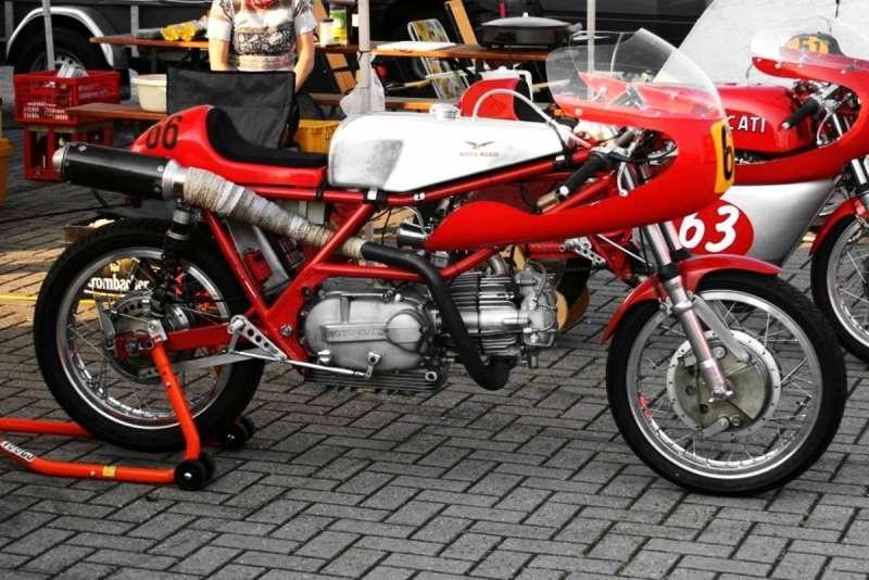 Guzzi... juste l'essentiel des Café Racer 2, la suite... - Page 2 Nuovo_10