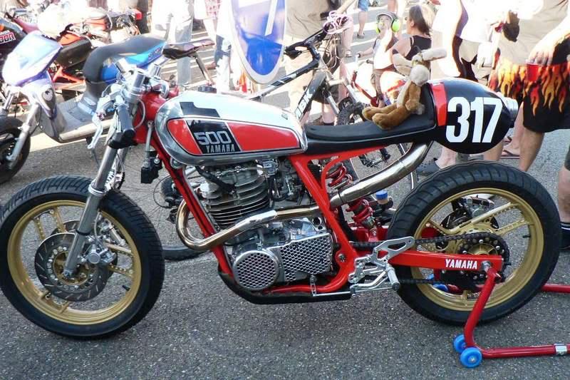 Ixté Raceur [XT500] Xt500-10